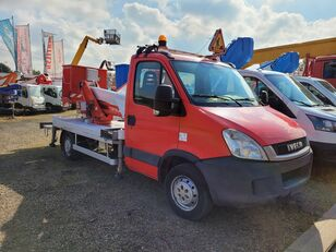 IVECO Daily 17 m Multitel MX170 Arbeitsbühne-LKW