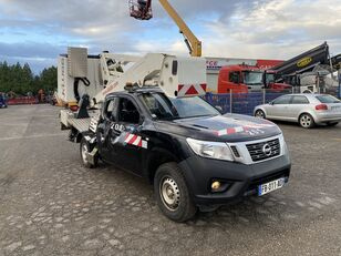 defekte NISSAN NP 300 NAVARA 2.3DCI 160 Arbeitsbühne-LKW