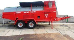 BAGELA BA 10000 (unused TOP condition zestaw Asphaltrecycler
