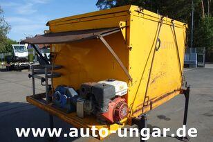 OLETTO 2m³ Thermo Asphalt Container Hot Box H02 wie A.T.C. / HMB Asphaltrissfüllermaschine