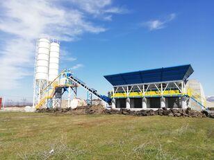 neue PROMAX Impianto di Betonaggio Compatto PROMAX C60-SNG-LINE (60m³/h) Betonmischanlage