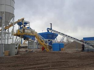 neue PROMAX Planta de Hormigón Móvil M120-TWN (120m³/h) Betonmischanlage