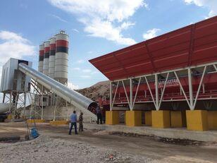 neue PROMAX STATIONARY Concrete Batching Plant S160-TWN (160m3/h) Betonmischanlage