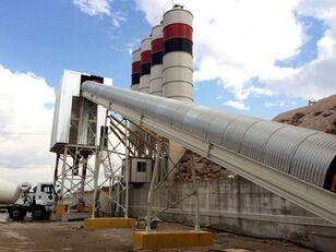 neue PROMAX STATIONARY Concrete Batching Plant  S160-TWN (160m/h) Betonmischanlage