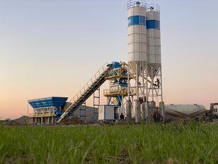 neue PROMAX STATIONARY S130-TWN  Betonmischanlage