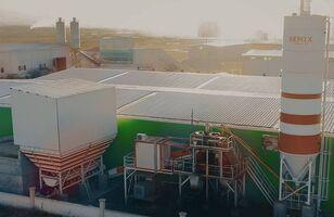 neue SEMIX Stationary 100 STATIONARY CONCRETE BATCHING PLANTS 100m³/h Betonmischanlage