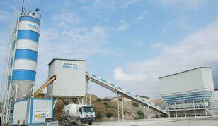 neue SEMIX  Stationary 160 STATIONARY CONCRETE BATCHING PLANTS 160m³/h Betonmischanlage