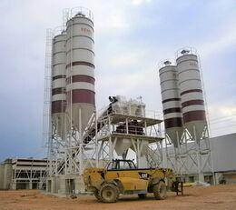 neue SEMIX Stationary 200 STATIONARY CONCRETE BATCHING PLANTS 200m³/h Betonmischanlage