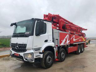 neue KCP 46m - AROCS 4143 8x4/4 - Mercedes-Benz - NUEVO - Betonpumpe