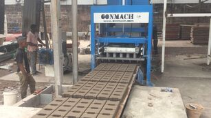 neue CONMACH BlockKing-25FSS Concrete Block Making Machine-10.000 units/shift Betonsteinmaschine