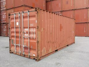 20ft Seecontainer Lagercontainer Schiffscontainer Stahlcontainer Container - 20 Fuß