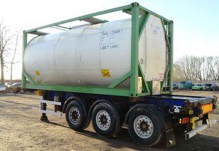SCHMITZ CARGOBULL SP27 Tankcontainer - 20 Fuß