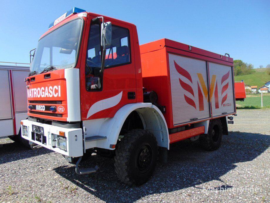 IVECO EUROCARGO 95E18 VATROGASNO  4X4, 1998 god Feuerwehrauto