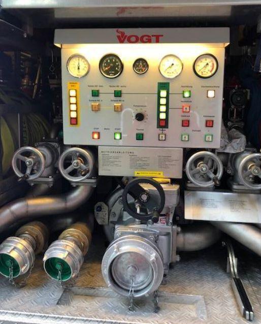 MAN 14.264 LA-LF Feuerwehr Feuerwehrauto