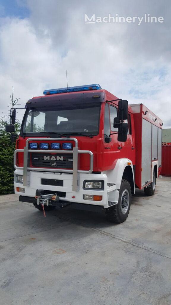 MAN 4X4 bamberos hasici  Feuerwehrauto