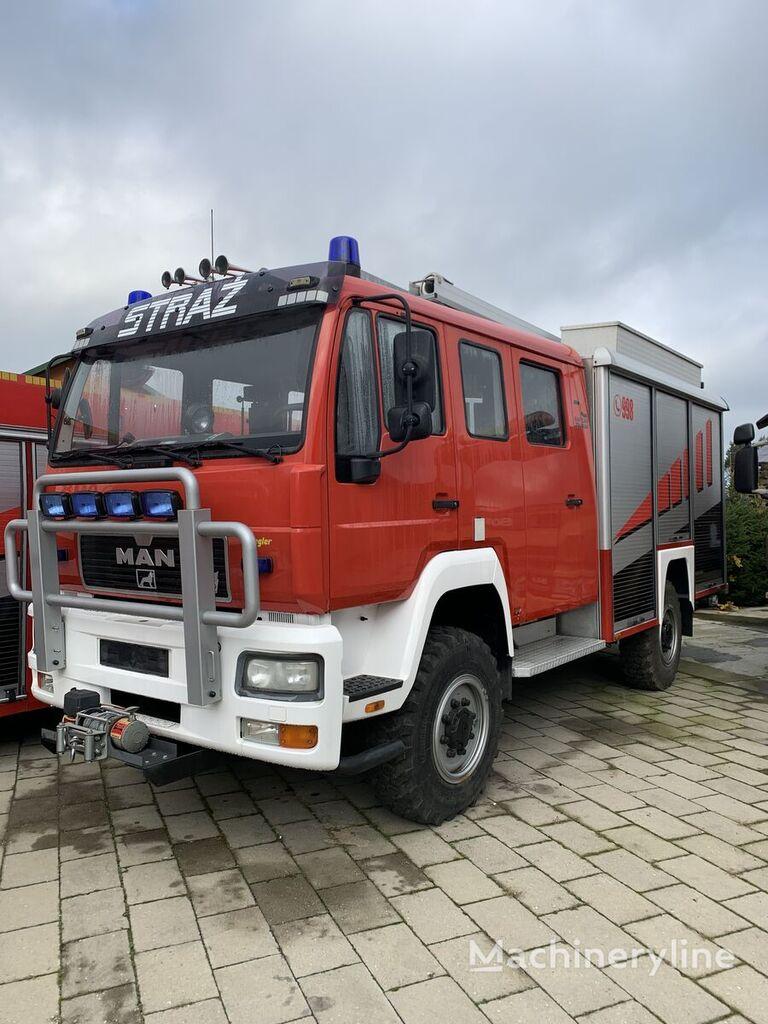 MAN  FEUERWEHR HASICI BAMBEROS BRANDWEHR STRAŻ L2000 Feuerwehrauto
