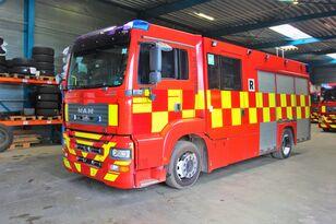 MAN TGA 18.313 ROSENBAUER HLF 2000/150/50 Feuerwehrauto