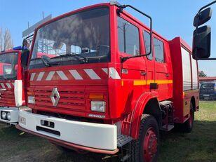 RENAULT 4x4 S170 OFFROAD Bomberos Firetruck Feuerwehr Straż Feuerwehrauto