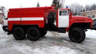 neues URAL 4320 Feuerwehrauto