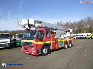 VOLVO FM12 6x4 RHD Bronto Skylift F32HDT Angloco fire truck Hubrettungsbühne