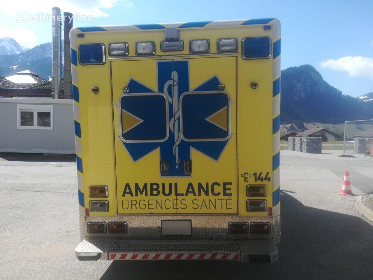 Chevrolet Express Ambulance Rettungswagen