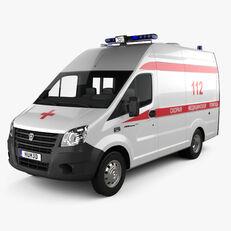 neuer GAZ B TYPE GAZelle NEXT AMBULANCE WİTH FULL EQUİPMENT Rettungswagen