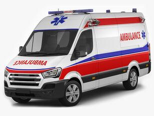 neuer HYUNDAI H 350 Rettungswagen