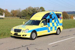 MERCEDES-BENZ E280 hochlang BINZ Rettungswagen