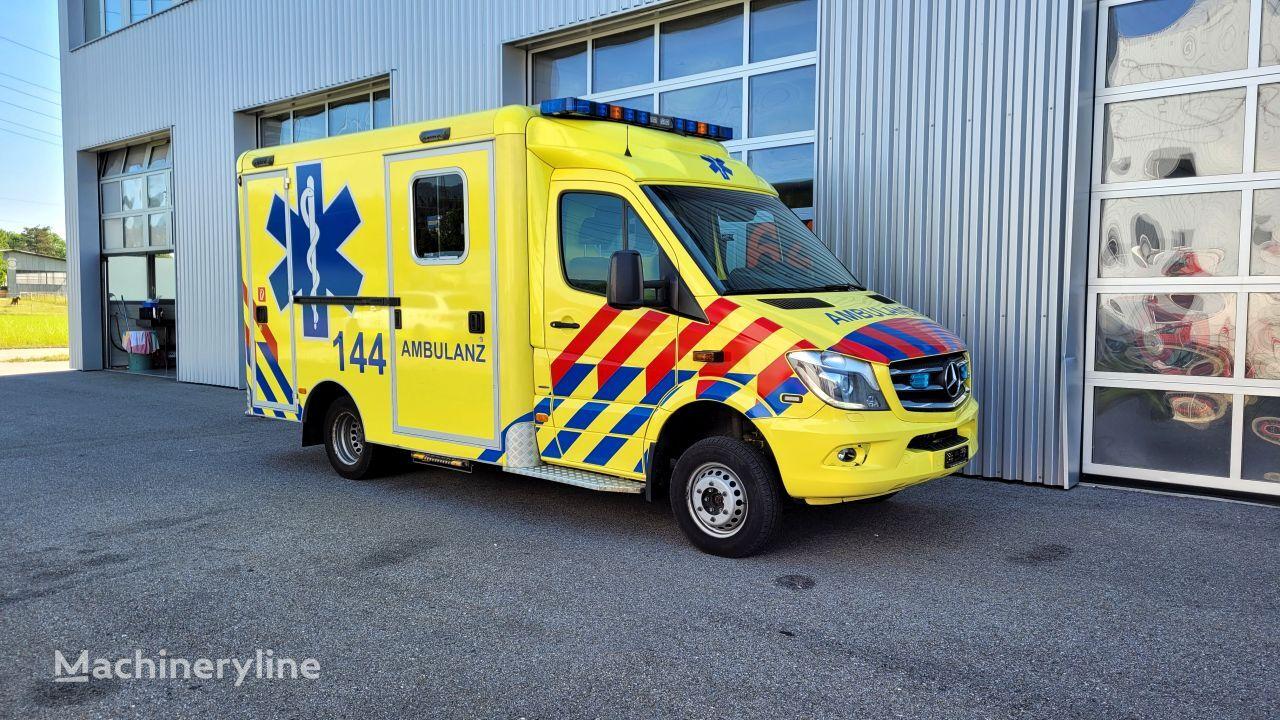 MERCEDES-BENZ Sprinter 519 CDI 4x4 Rettungswagen